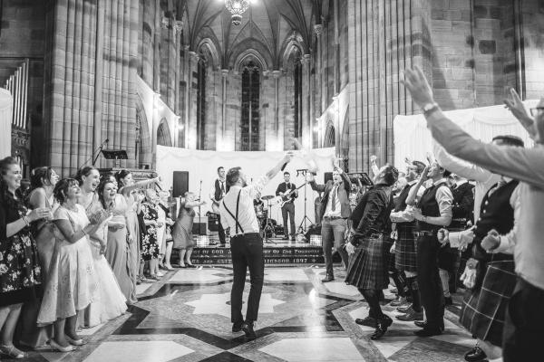 The Trueloves Cathedral Wedding 5